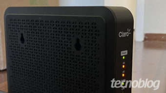 Clientes Claro NET Virtua têm velocidade reduzida após uso intenso da banda larga