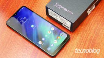 Motorola One Fusion: bateria que manda bem