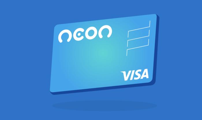 Neon Pagamentos / cartão