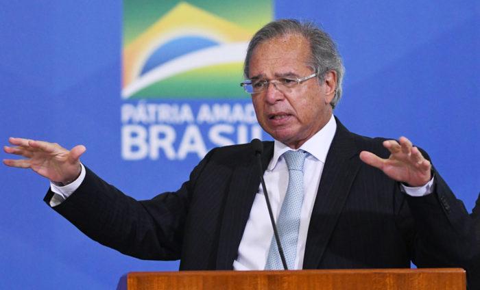 Paulo Guedes, ministro da Economia (foto: Edu Andrade/Ascom/ME)