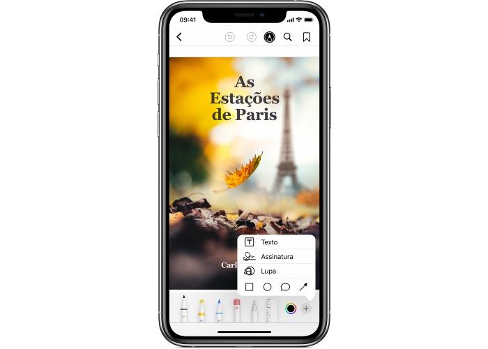 pdf iphone/reprodução/apple