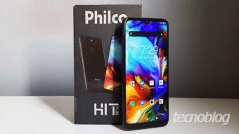 Philco Hit Plus PCS02P: simplicidade, mas no bom sentido
