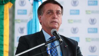 """Bolsonaro encaminha novo projeto de lei para combater """"censura"""" nas redes"""