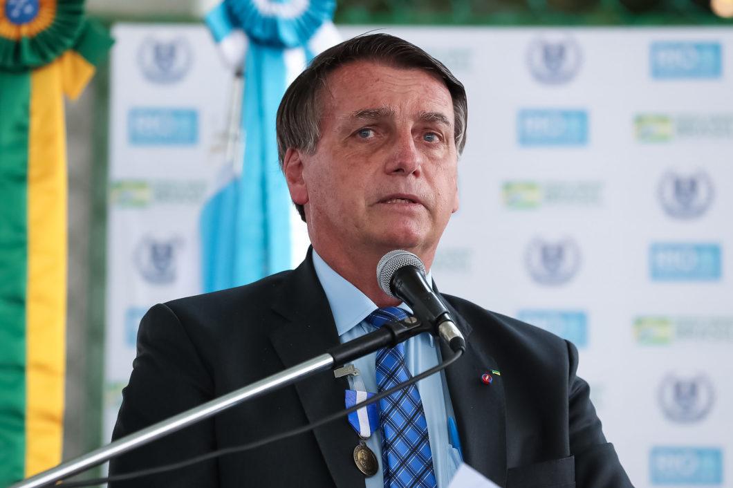 Jair Bolsonaro (Foto: Marcos Corrêa/PR - 14/08/2020)