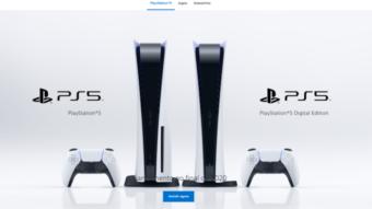 PlayStation 5 ganha página oficial da Sony no Brasil