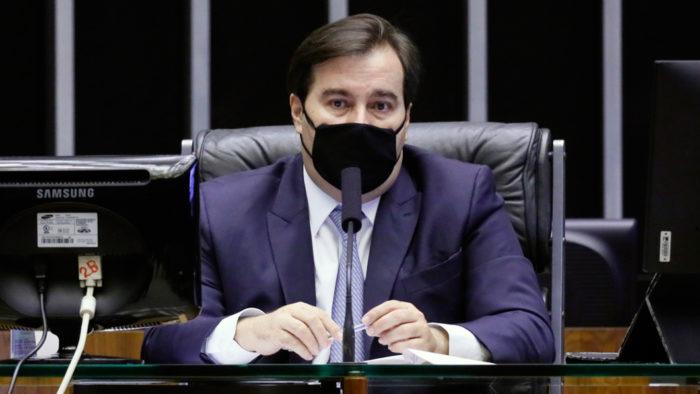 Rodrigo Maia (Najara Araujo/Câmara dos Deputados - 29/07/20)