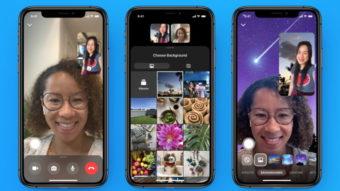 Salas do Facebook Messenger ganham planos de fundo personalizados