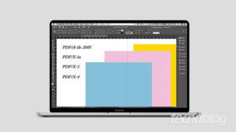 Como salvar arquivos do InDesign em PDF