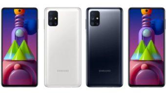 Samsung Galaxy M51 aparece em imagens de divulgação vazadas