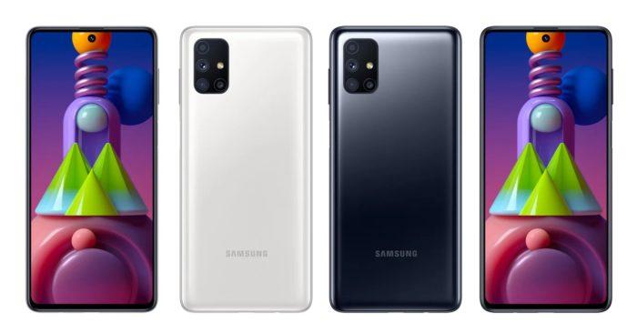 Possível Samsung Galaxy M51 (Foto: Reprodução/Twitter/@sudhanshu1414)