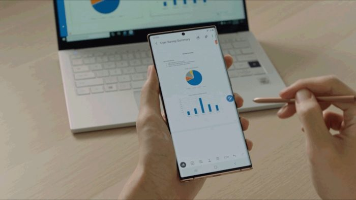 Samsung Galaxy Note 20 e Galaxy Note 20 Ultra