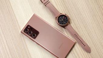 Samsung Galaxy Watch 3 mede pressão e traz novas métricas de corrida