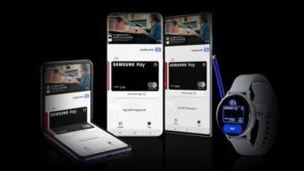 Samsung Pay Card concentra vários cartões de crédito em um só
