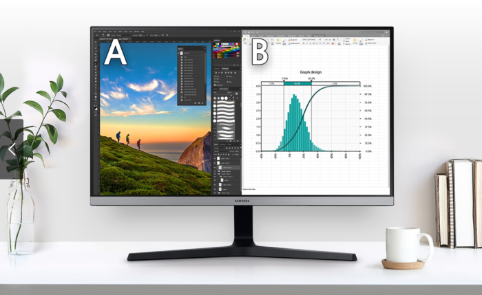 lançamento monitor 4k samsung ur55