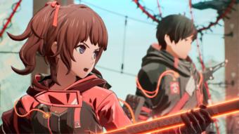 Scarlet Nexus: os animes chegam à nova geração de consoles [Preview]