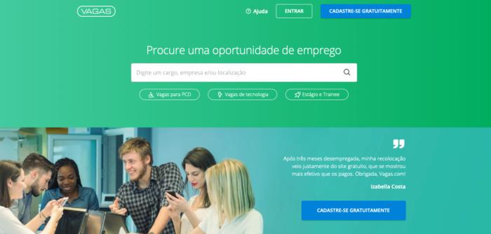 site vagas.com.br