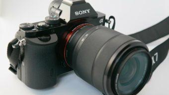 Sony fecha parceria para voltar a vender câmeras e lentes no Brasil