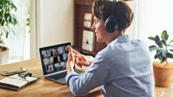 Sony WH-1000XM4 promete mais cancelamento de ruído e conexão dupla