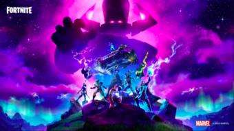 Temporada 4 de Fortnite traz heróis da Marvel contra Galactus