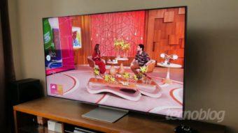TV 8K Samsung Q800T: mais pixels, menos caro