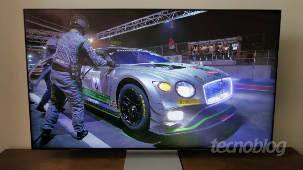 TV 8K Samsung Q800T - Review
