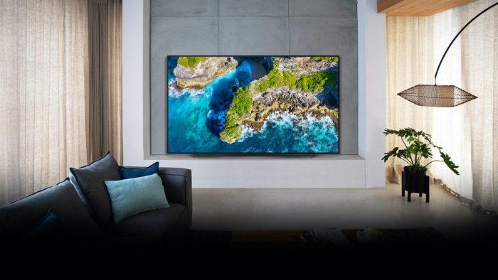 TV OLED LG CX