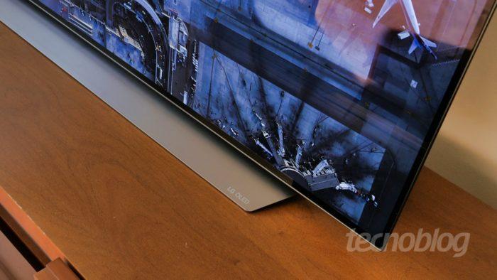 TV LG CX (Imagem: Paulo Higa/Tecnoblog) / como ligar o bluetooth da tv lg
