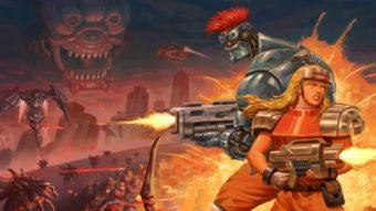 Blazing Chrome e mais jogos grátis de agosto no Twitch Prime