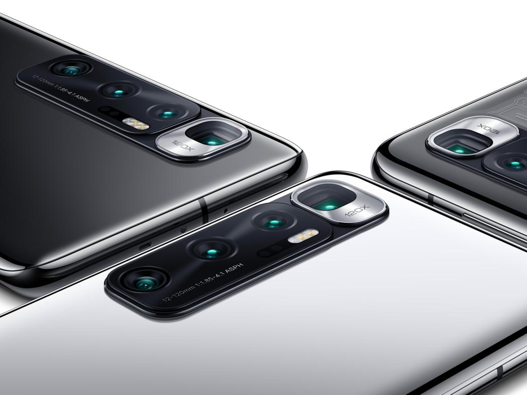 Xiaomi Mi 10 Ultra (Foto: Divulgação/Xiaomi)