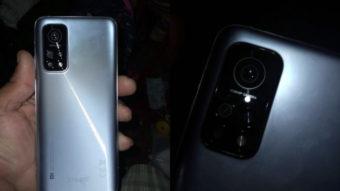 Xiaomi Mi 10T Pro é vazado com câmera de 108 MP e tela de 144 Hz