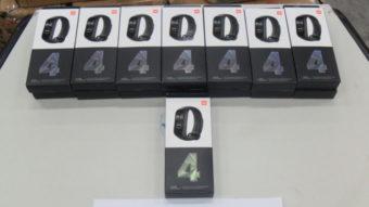 Leilão da Receita Federal tem Xiaomi e iPhone a partir de R$ 700