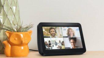 Zoom terá chamadas de vídeo no Amazon Echo e Google Nest