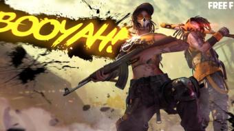 Atualização de Free Fire em setembro tem novas armas e modos de jogo
