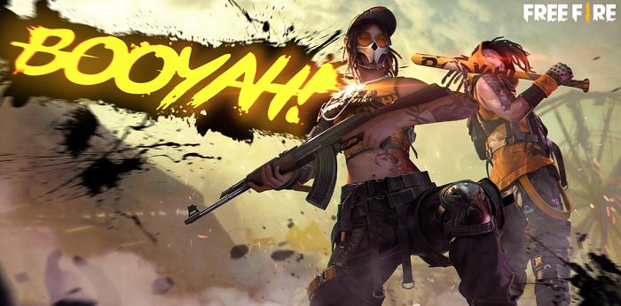 Atualização de Free Fire em setembro tem novas armas modos de jogos e mais / Garena Oficial / Divulgação