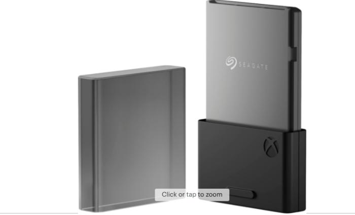 Xbox Series X e S terão expansão de 1 TB por US$ 220 / Divulgação / Microsoft