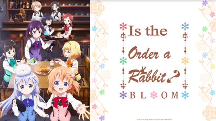Is the Order a Rabbit? BLOOM
