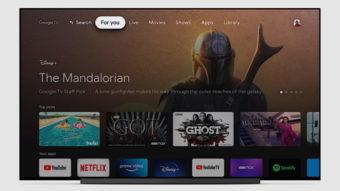 Google TV é a nova interface do Android TV para Chromecast (e TVs)