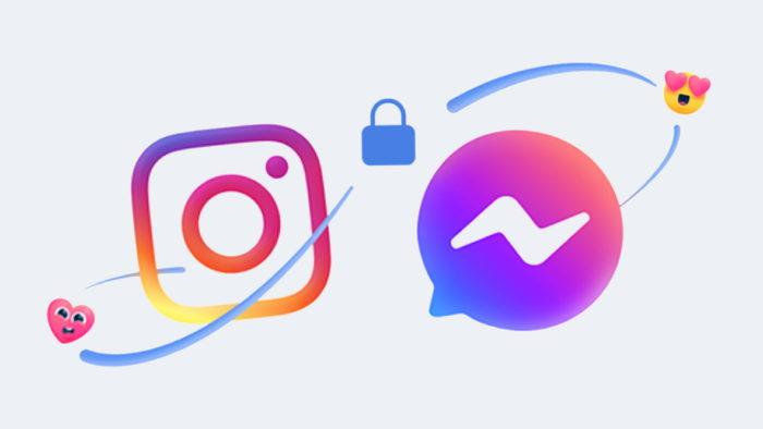 Instagram e Messenger