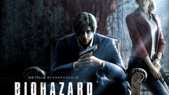 Netflix divulga teaser de anime Resident Evil: Infinite Darkness
