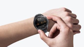 Galaxy Watch Active 2 é atualizado com app de ECG e pressão no Brasil