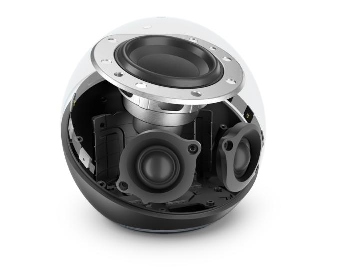 Por dentro do novo Amazon Echo (Imagem: Divulgação/Amazon)