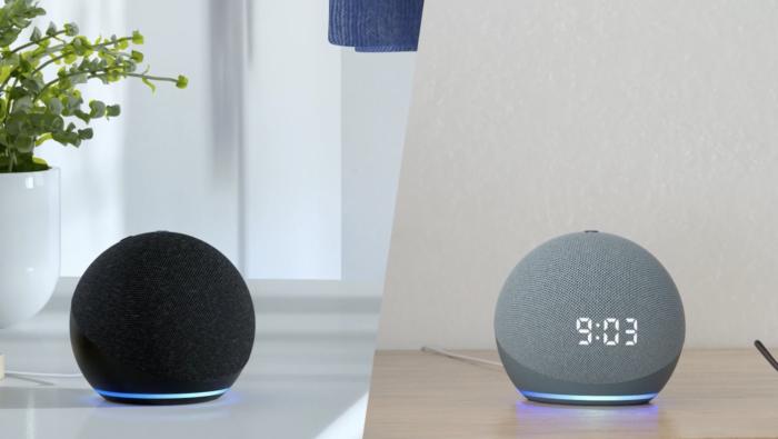 Amazon revela novos Echo e Echo Dot esféricos com Alexa | Gadgets |  Tecnoblog