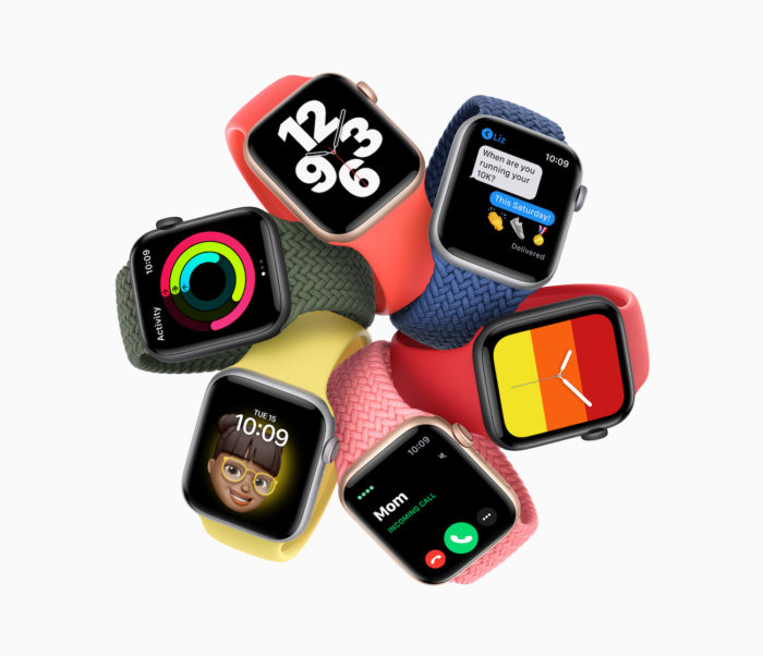 Apple Watch SE (Imagem: Divulgação/Apple)
