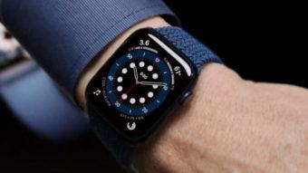 Apple Watch 6 ou 5; qual a diferença?