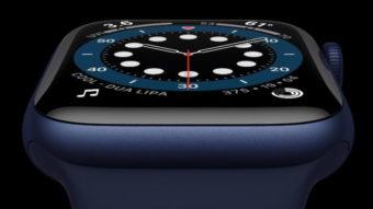 Apple Watch Series 6 é homologado na Anatel em versões GPS e 4G