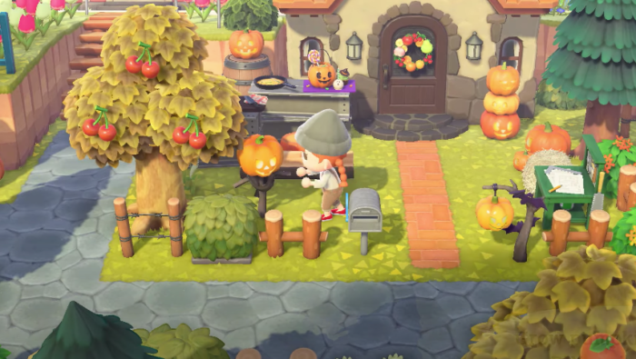 Atualização de Animal Crossing: New Horizons tem evento de Halloween