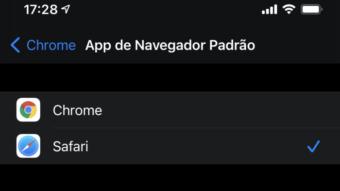 Bug no iOS 14 retorna Safari e Mail como apps padrão ao reiniciar