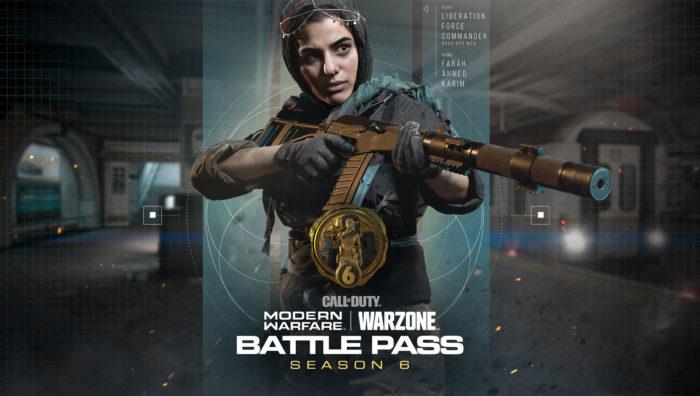 Temporada 6 de Call of Duty exige download de até 57 GB / Divulgação / Activision