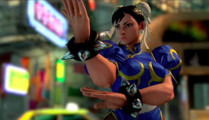 Street Fighter 5 (Imagem: Divulgação/Capcom) / o que é playstation hits