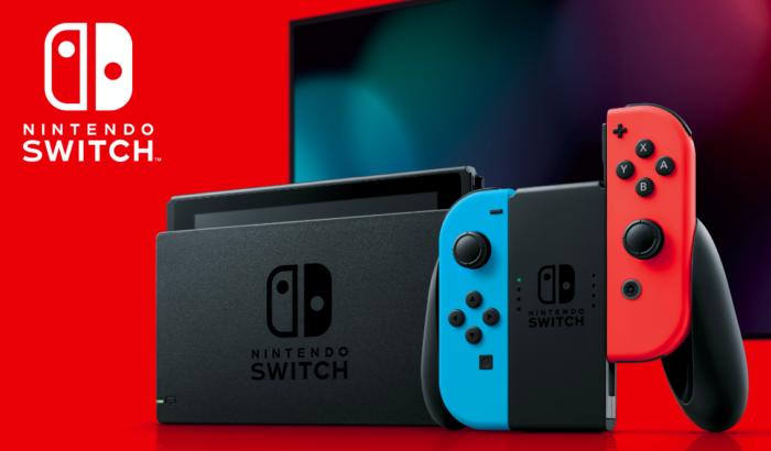 Nintendo confirma Switch no Brasil em 18 de setembro por R$ 2.999 / Divulgação / Nintendo